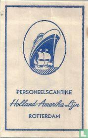 Personeelscantine Holland Amerika Lijn