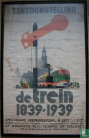 Tentoonstelling 'de trein' 1938-1939