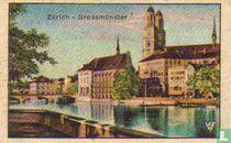 Zurich - Grossmünster