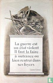 'la guerre est unétat violent.'