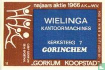 Wielinga - kantoormachines