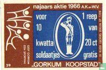 Kwatta - soldaatjes