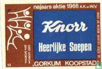 Knorr - heerlijke soepen