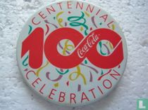 Centennial Celebration Coca-Cola 100
