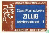 Zillig - gasfornuizen