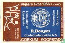 R.Dooyes - Confectiefabrieken NV