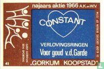 Constant - verlovingsringen