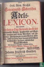 Adels-lexicon