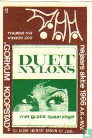 Duet - nylons