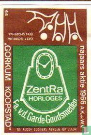 Zentra - horloges