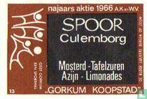 Spoor - Culemborg