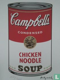 Campbell´s Chicken noodle soup