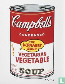 Campbell's Vegetarian vegetable soup
