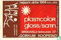 Plasticolor - gloss/satin