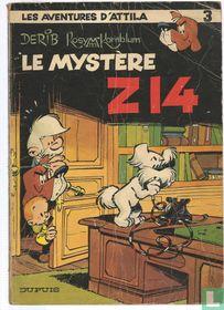 Le mystere Z 14