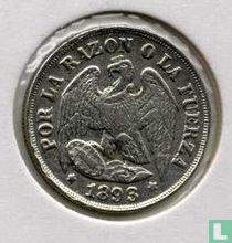 Chili 1 decimo 1893