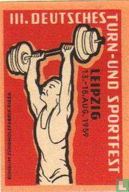 IIIe Deutsches Turn-u. Sportfest 1959