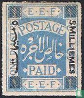 E.E.F.(Egyptian Expeditionary Forces)