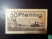 50 Pfennig Gutschein