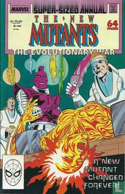 The New Mutants Annual 4