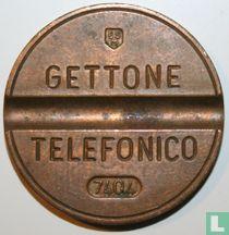 Gettone Telefonico 7404 (ESM)
