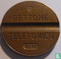 Gettone Telefonico 7611 (ESM)
