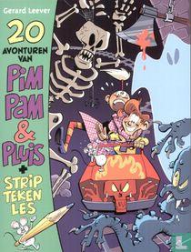 20 avonturen van Pim Pam & Pluis + tekenles