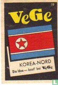 vlag - Korea-Nord