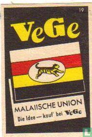vlag - Malaiische Union