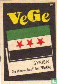 vlag - Syrien
