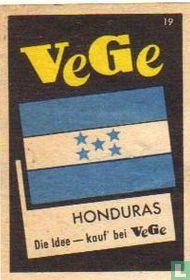 vlag - Honduras