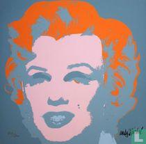 Marilyn Monroe Rosa Face