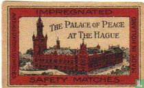 The Palace of peace at the Hague