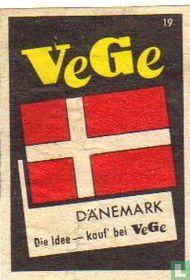 vlag - Dänemark