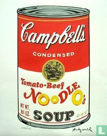 Campbell's Tomato Beef Noodle Soup