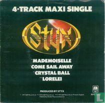 4-Track maxi single