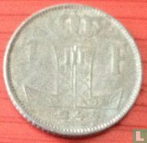 België 1 franc 1944 (misslag)