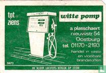 witte pomp - a. plasschaert