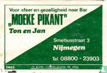 """""""Moeke Pikant"""" - Ton en Jan"""