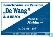 """De Waag"" - S. Adema"