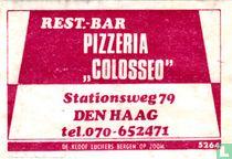 "Pizzeria "" Colosseo"""