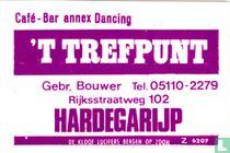 "Café - Bar ""'t Trefpunt"" - C.v.Otterdijk"