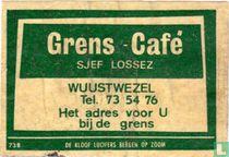 Grens café - Sjef Lossez