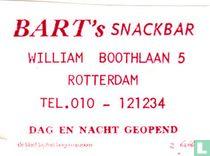 Bart's snackbar