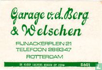 Garage v.d. Berg & Welschen