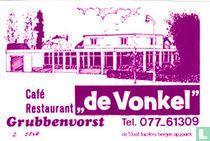 "Café Restaurant ""de Vonkel"""
