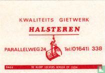 Gietwerk Halsteren