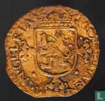 Arnhem 1 duit z.j. (circa 1594-1599)