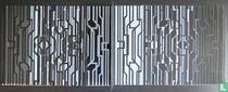Victor Vasarely - zeefdruk /objekt
