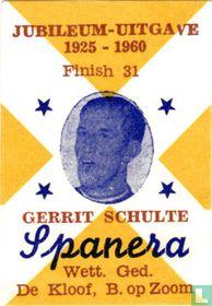 Gerrit Schulte Finish 31